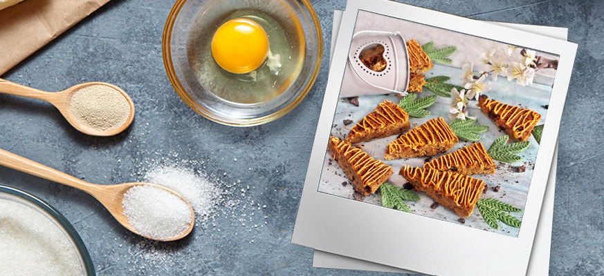 U mnie co roku króluje proste ciasto marchewkowe - ale podane w niezwykły sposób  :)